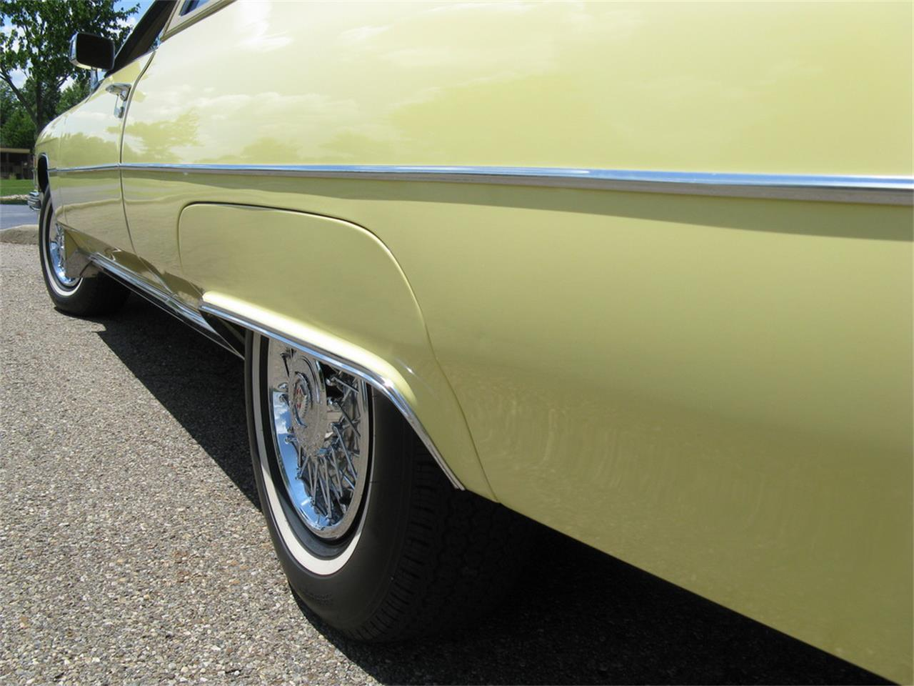 Large Picture of 1974 Coupe DeVille located in Shaker Heights Ohio Offered by Affordable Classic Motorcars - J3ZZ