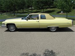 Picture of '74 Cadillac Coupe DeVille located in Shaker Heights Ohio - J3ZZ