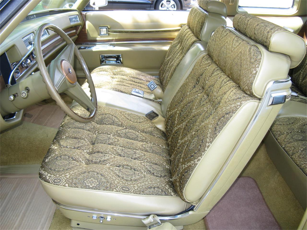 Large Picture of '74 Cadillac Coupe DeVille Offered by Affordable Classic Motorcars - J3ZZ
