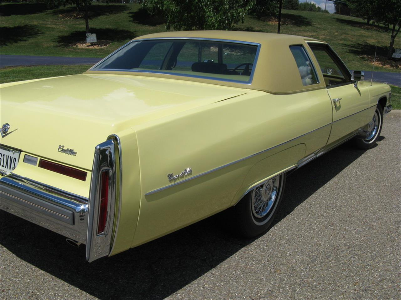 Large Picture of 1974 Coupe DeVille - $13,500.00 - J3ZZ