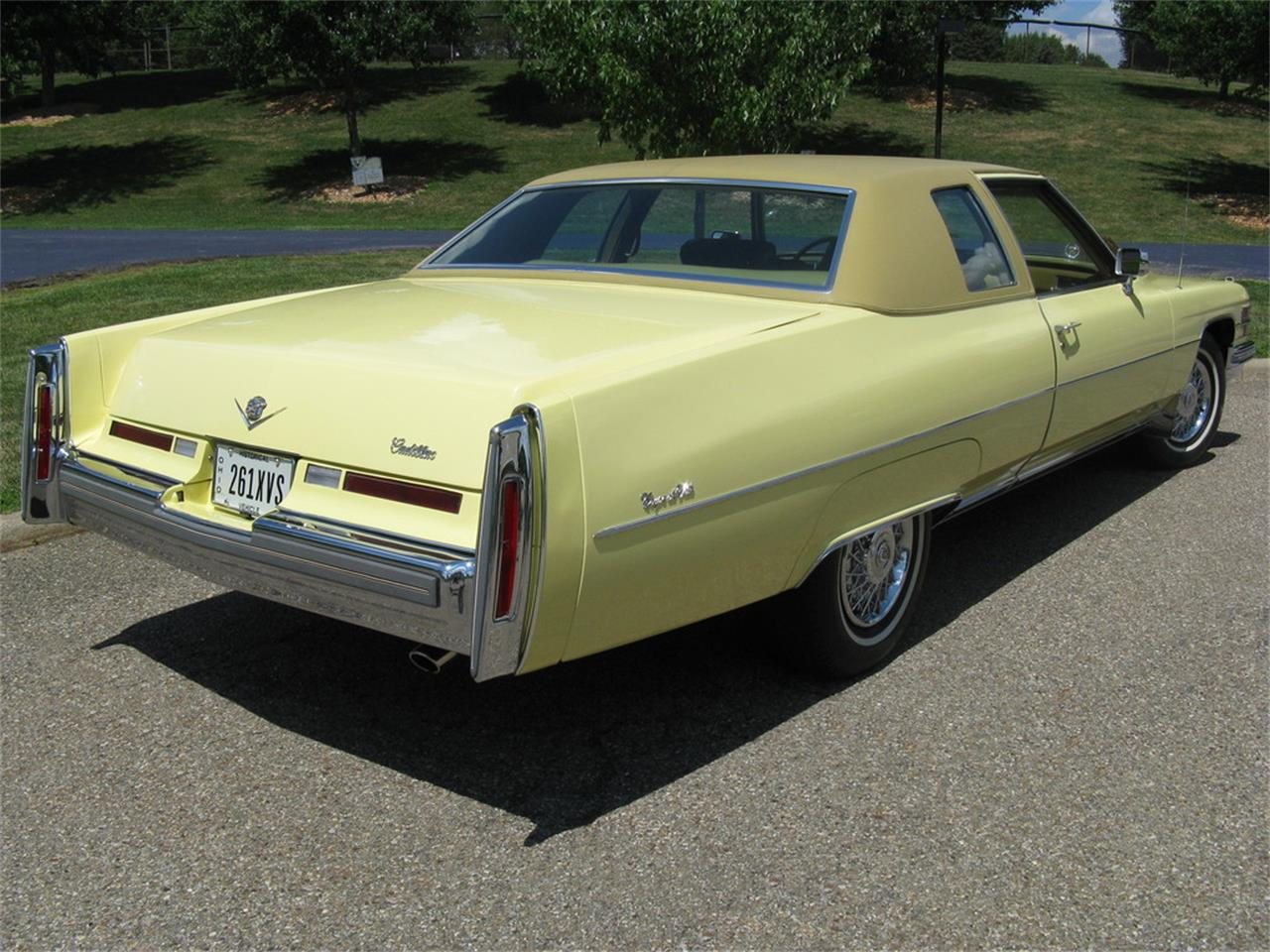 Large Picture of '74 Cadillac Coupe DeVille - $13,500.00 - J3ZZ