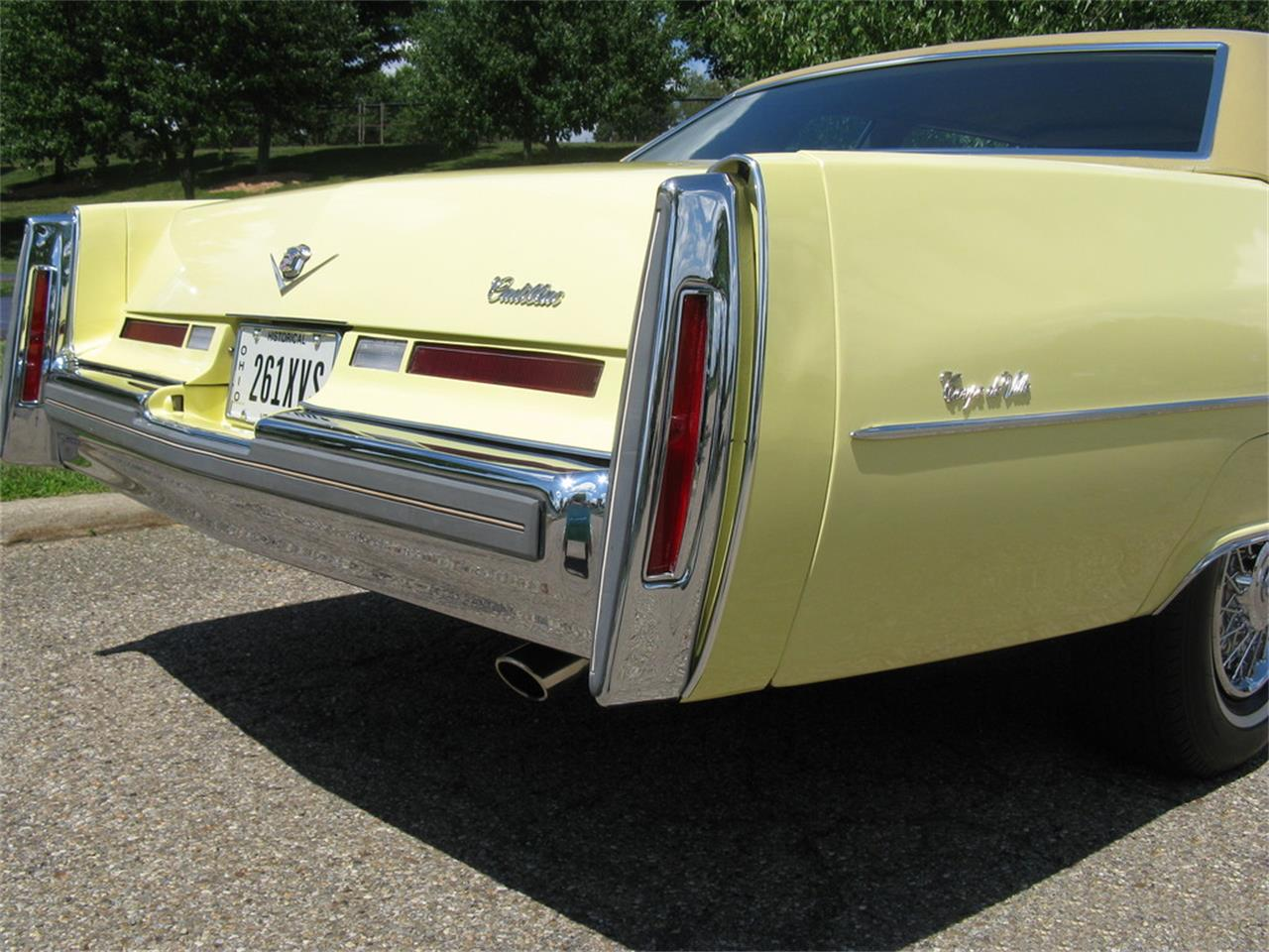 Large Picture of 1974 Coupe DeVille located in Ohio - $13,500.00 - J3ZZ