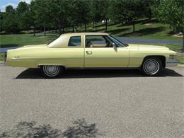 Picture of 1974 Coupe DeVille located in Ohio Offered by Affordable Classic Motorcars - J3ZZ