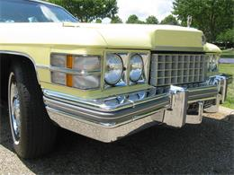 Picture of '74 Cadillac Coupe DeVille - $13,500.00 - J3ZZ