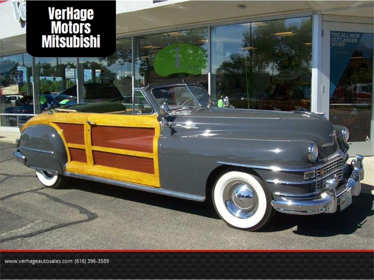 Large Picture of Classic '49 Town & Country - $77,000.00 Offered by Verhage Mitsubishi - J40N