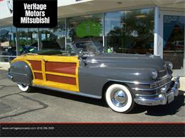 Picture of Classic '49 Chrysler Town & Country located in Michigan - J40N