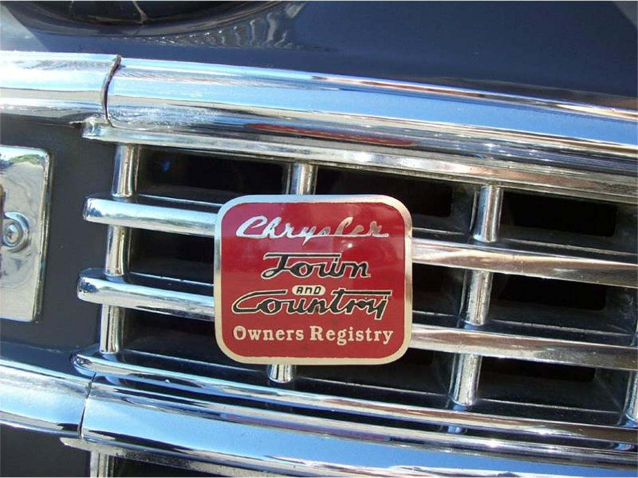 Large Picture of Classic 1949 Chrysler Town & Country - $77,000.00 Offered by Verhage Mitsubishi - J40N