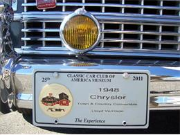 Picture of '49 Chrysler Town & Country - J40N