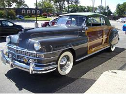 Picture of Classic '49 Chrysler Town & Country located in Holland Michigan - $77,000.00 Offered by Verhage Mitsubishi - J40N