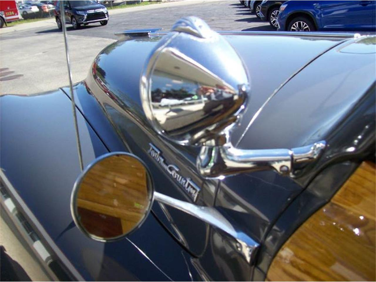 Large Picture of '49 Chrysler Town & Country located in Holland Michigan - $77,000.00 - J40N