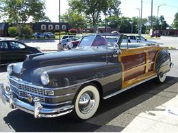 Picture of Classic '49 Chrysler Town & Country - J40N