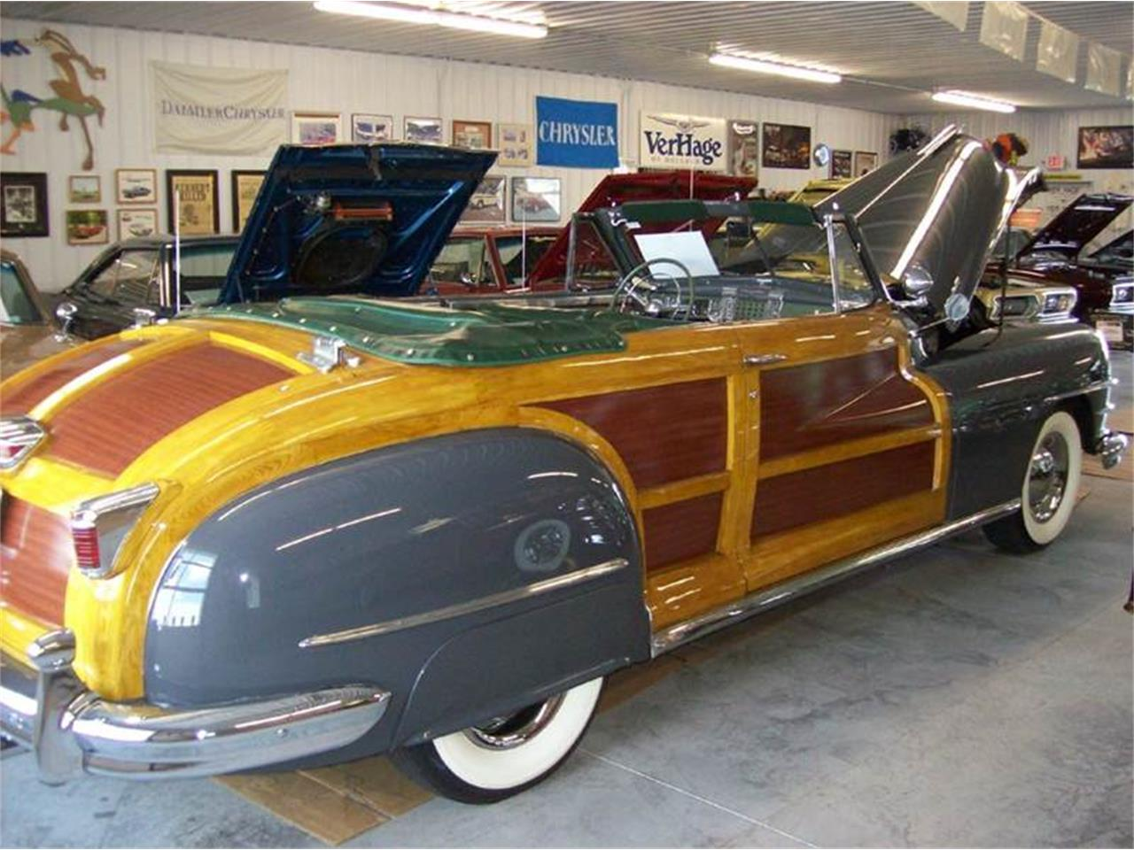 Large Picture of Classic '49 Town & Country located in Michigan - $77,000.00 Offered by Verhage Mitsubishi - J40N