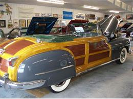 Picture of '49 Chrysler Town & Country located in Holland Michigan - $77,000.00 Offered by Verhage Mitsubishi - J40N