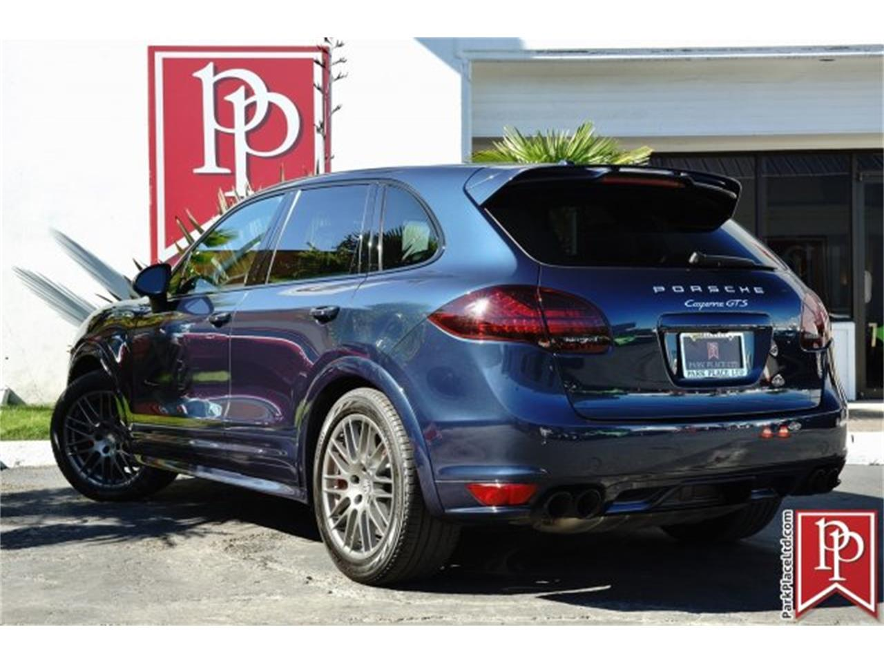 Large Picture of '13 Cayenne - J415