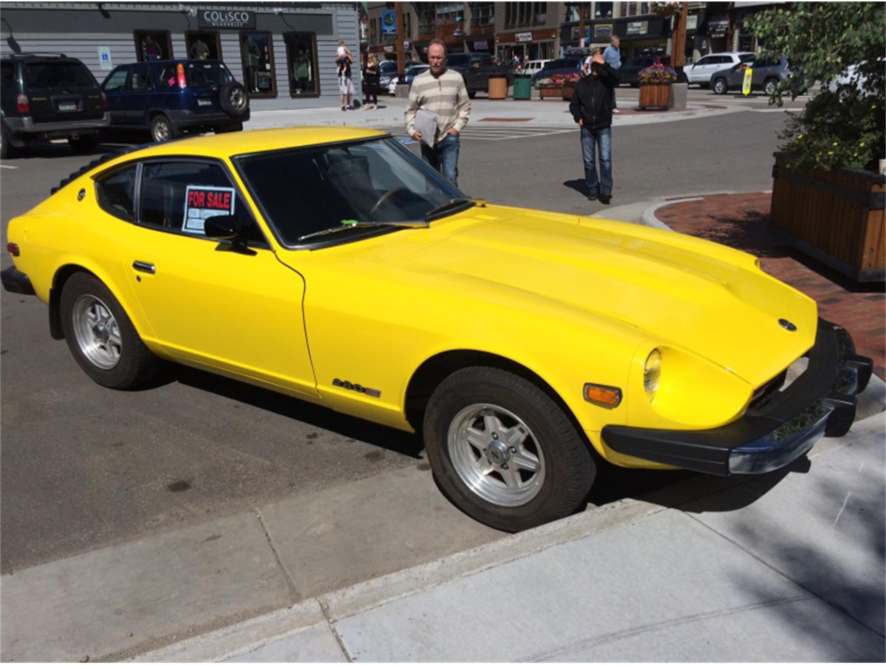 Large Picture of '76 280Z - J41P