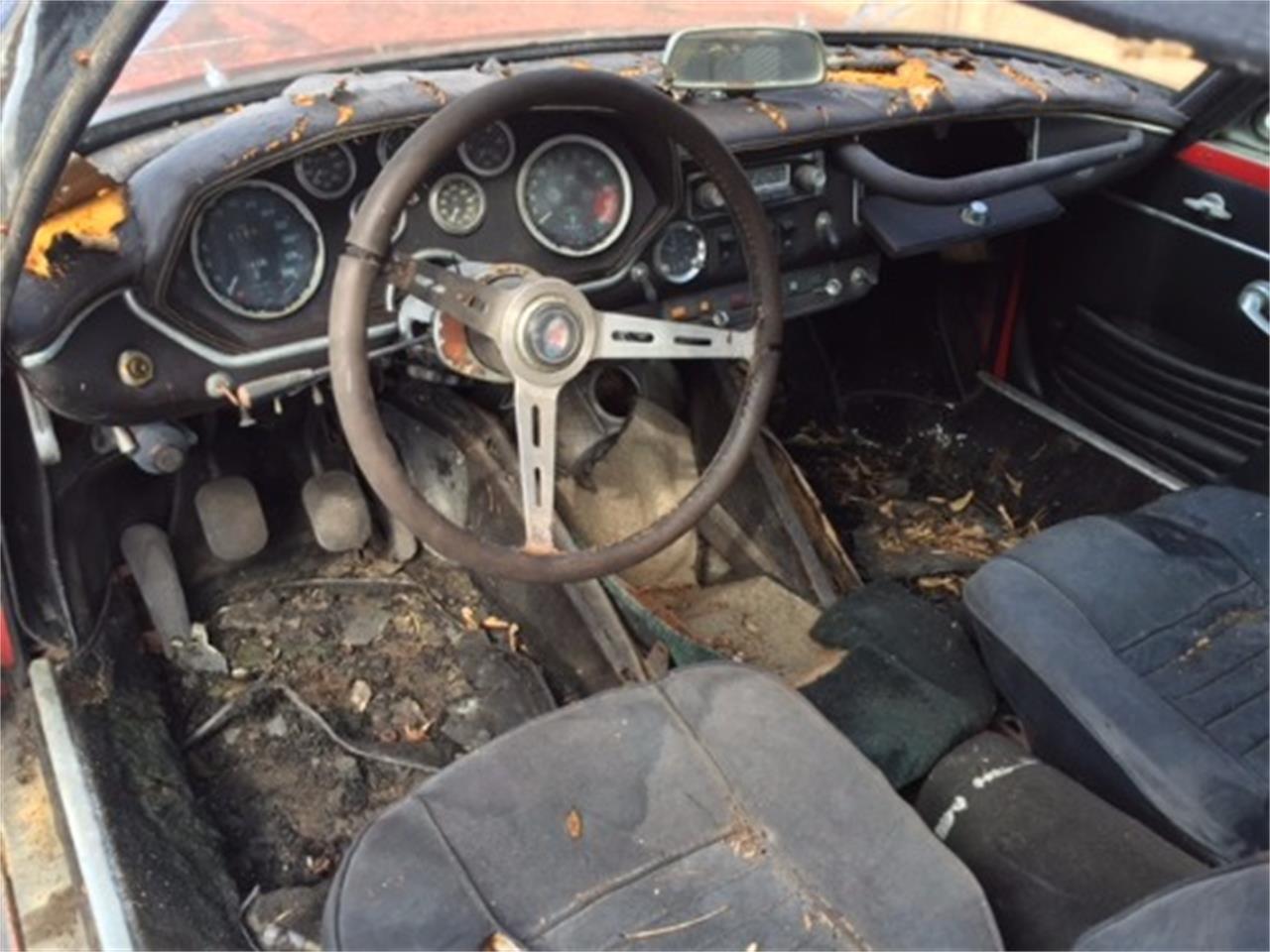 For Sale: 1968 Maserati Mistral in Astoria, New York
