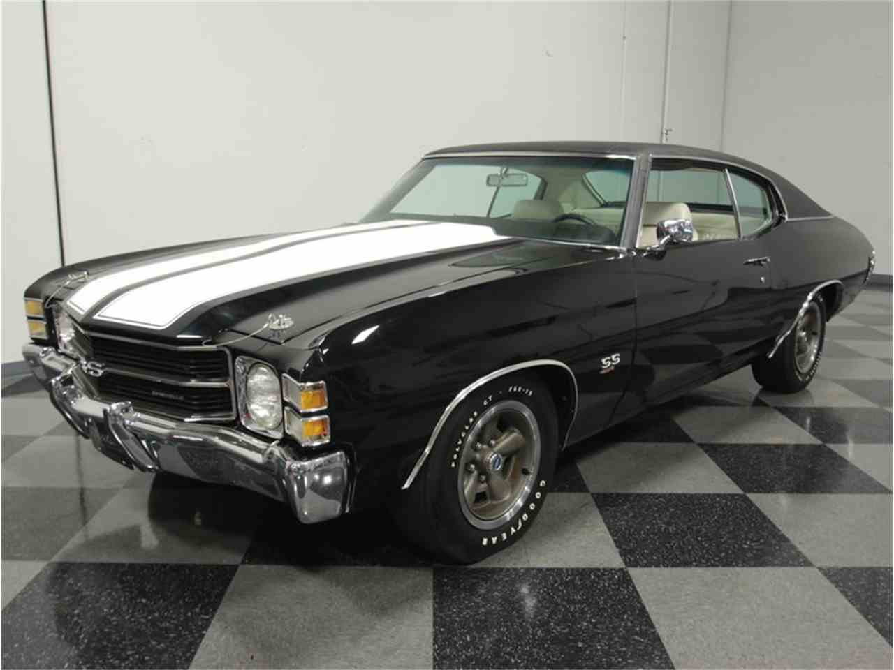 Large Picture of '71 Chevelle SS - J427