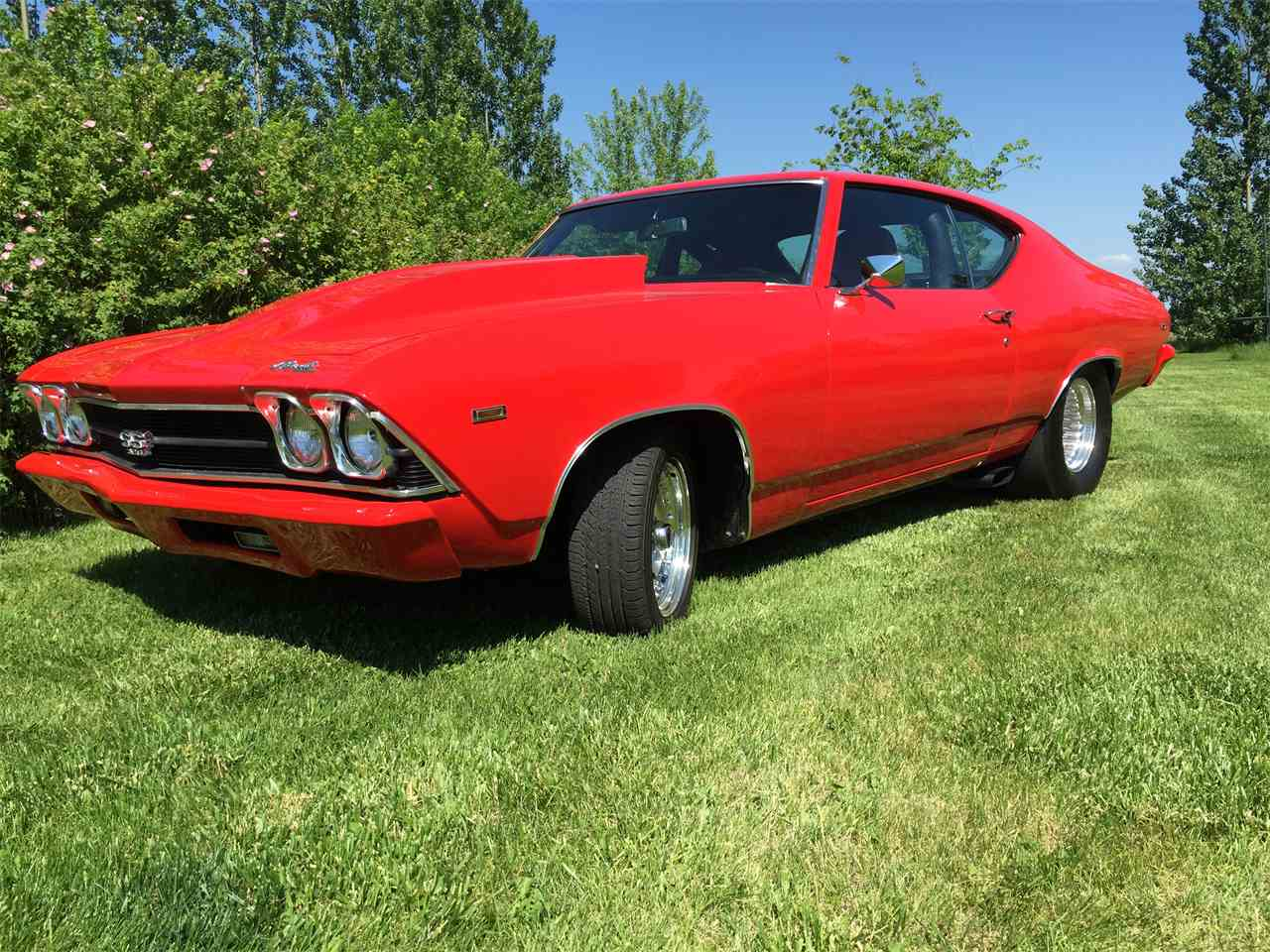 Large Picture of '69 Chevelle SS - J2V2
