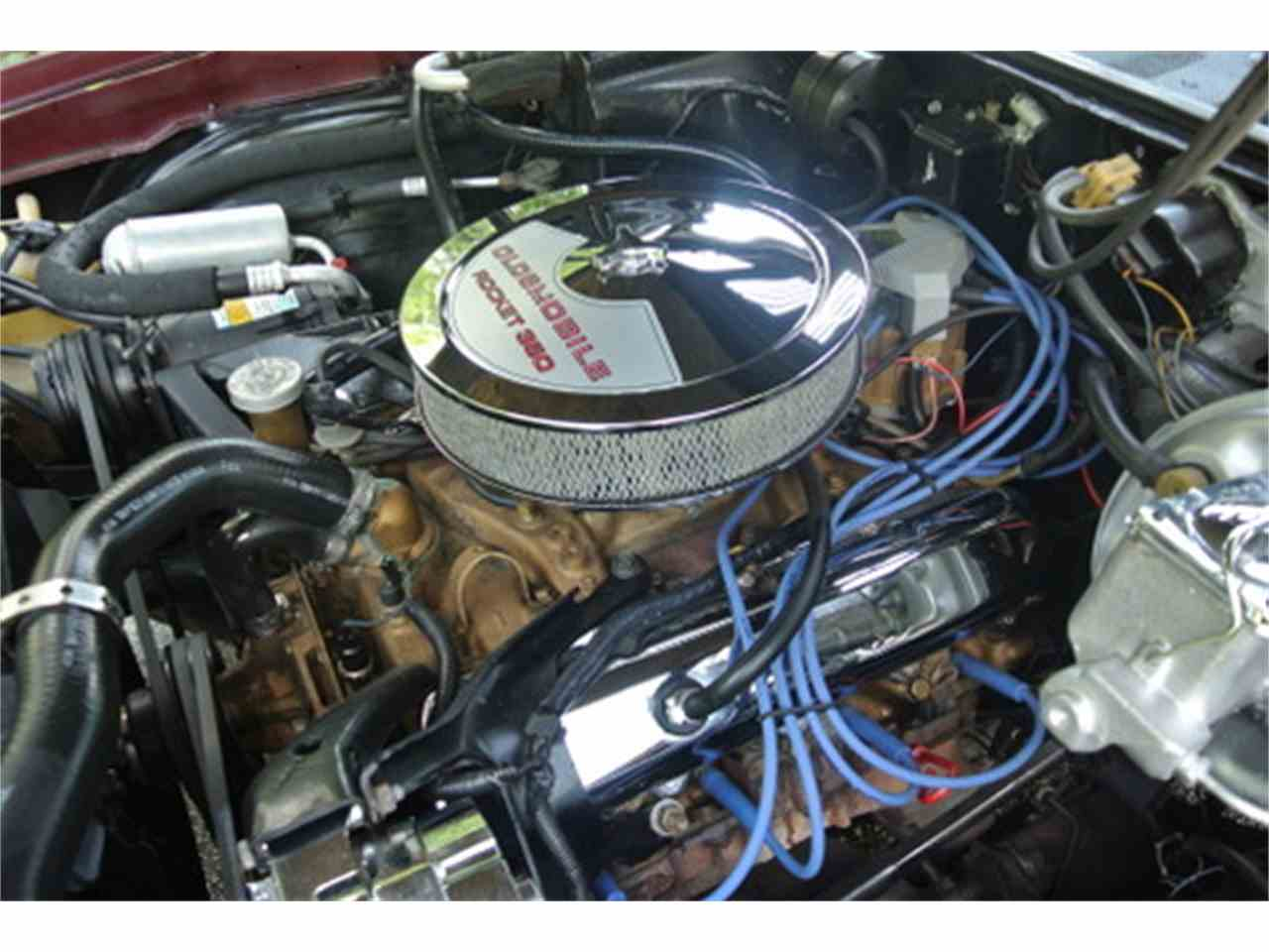 Large Picture of '71 Cutlass Supreme Offered by Fraser Dante - J43S