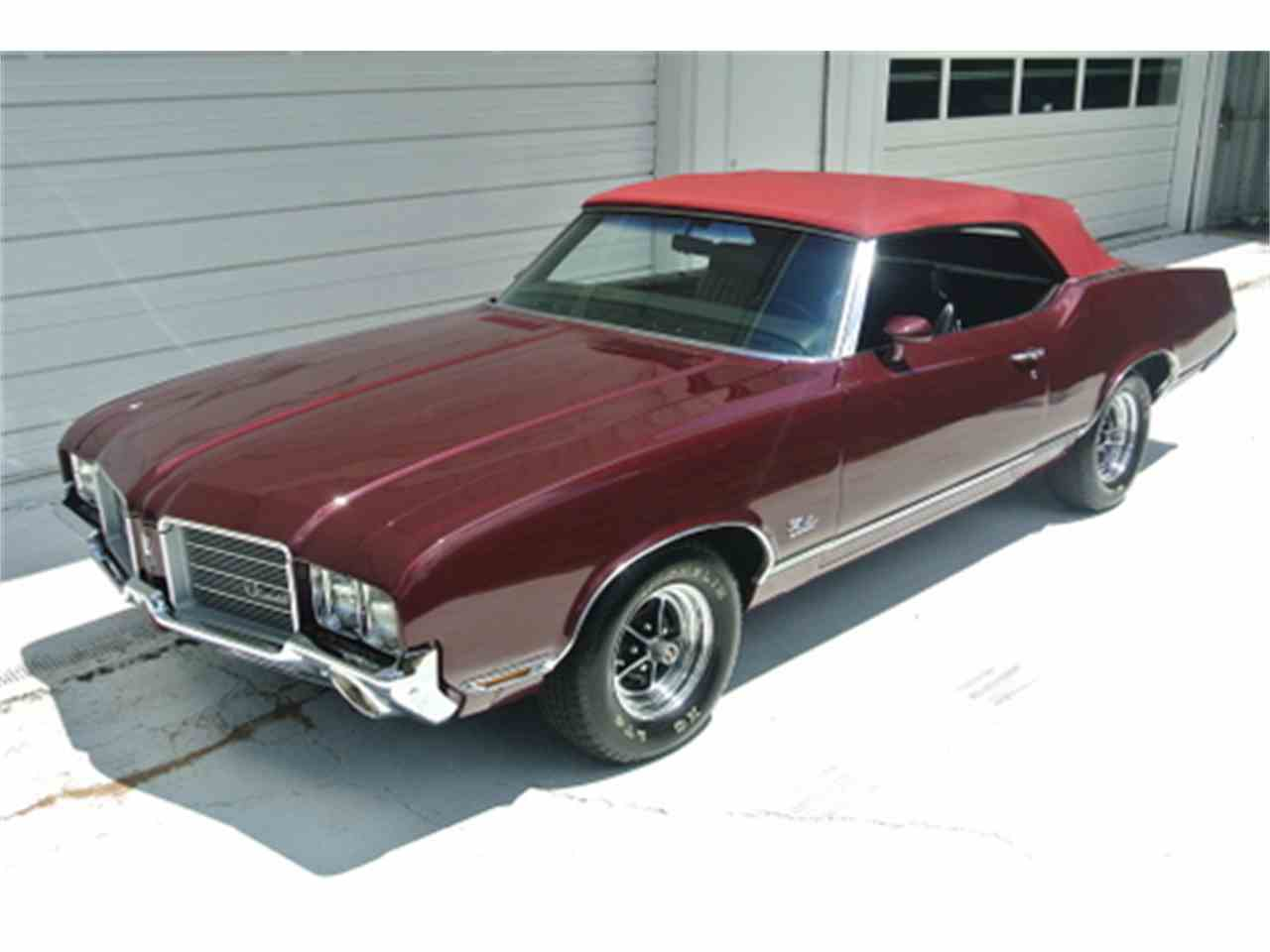 Large Picture of 1971 Oldsmobile Cutlass Supreme - J43S