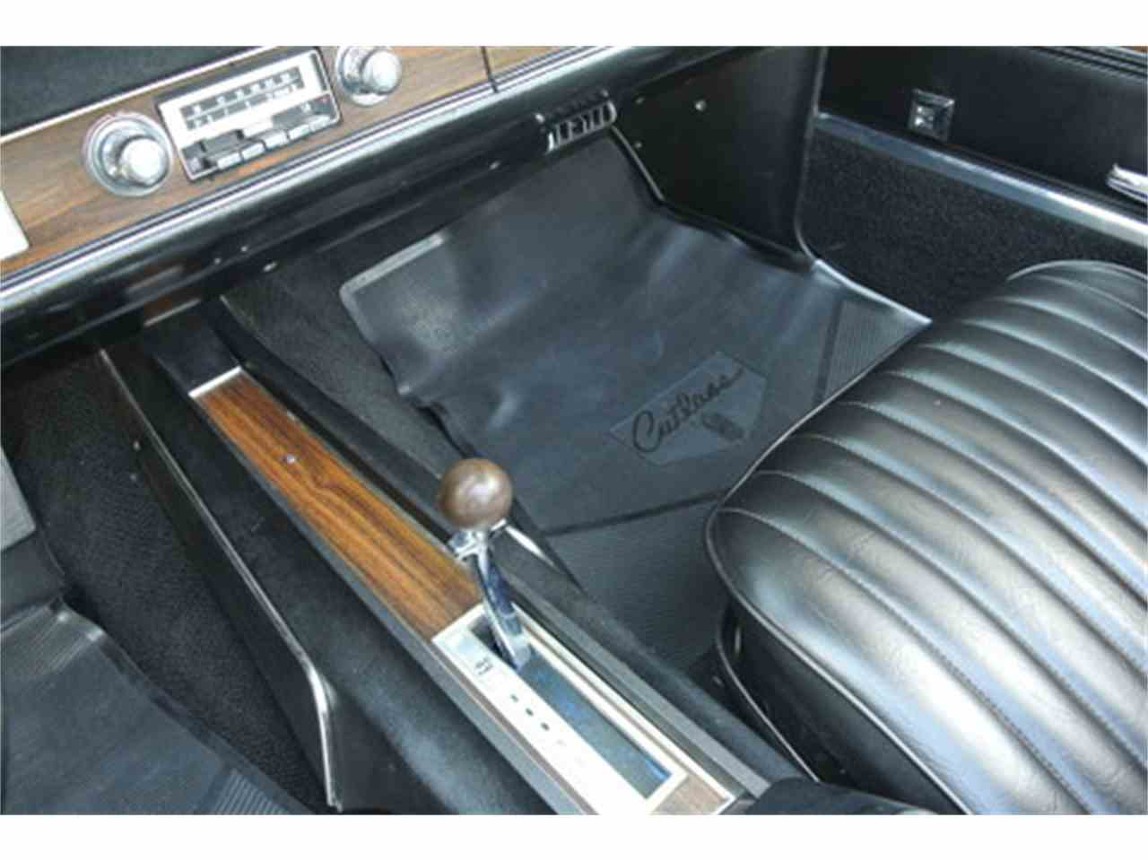 Large Picture of Classic '71 Oldsmobile Cutlass Supreme - $34,950.00 Offered by Fraser Dante - J43S