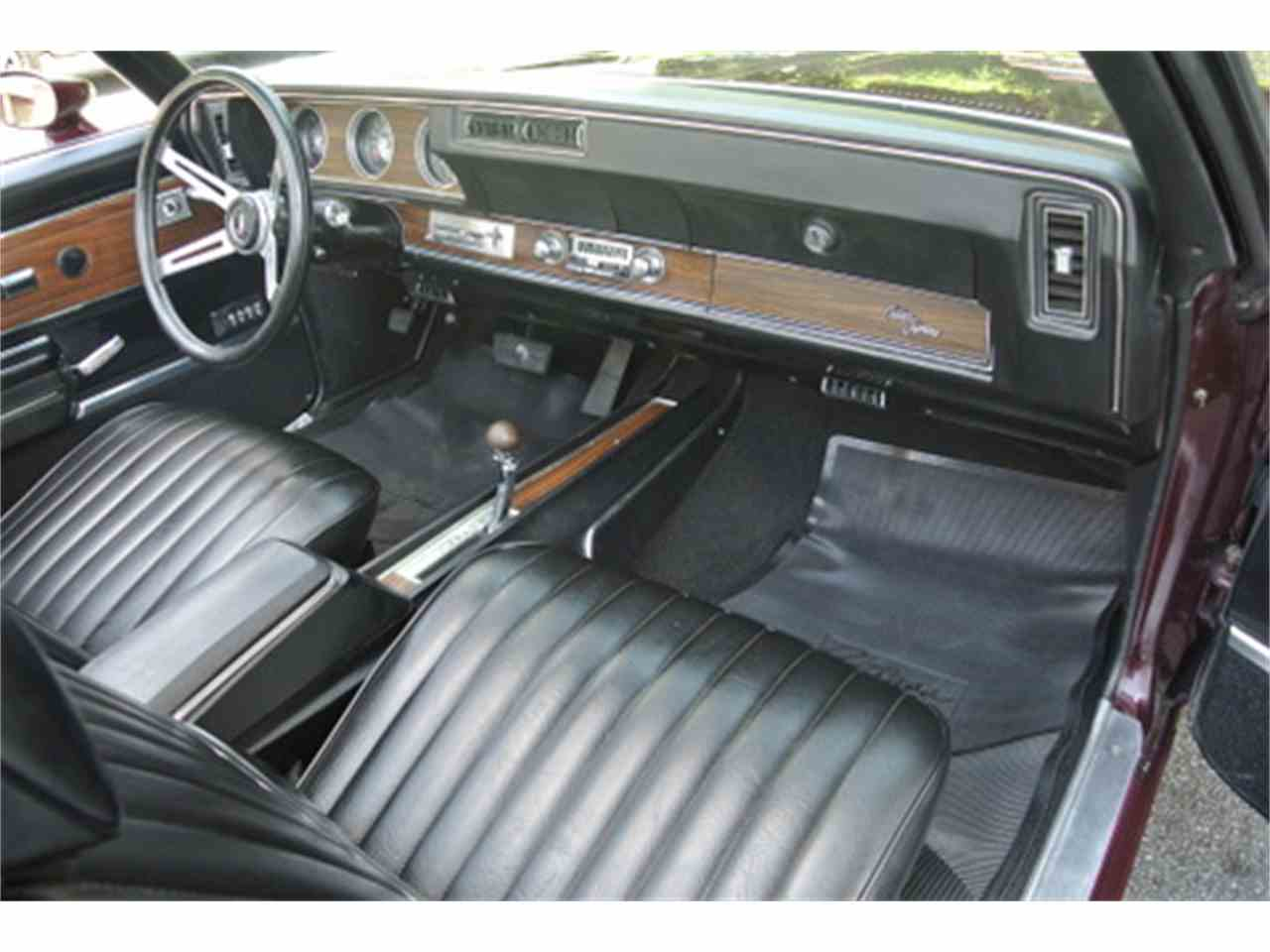 Large Picture of Classic '71 Oldsmobile Cutlass Supreme Offered by Fraser Dante - J43S