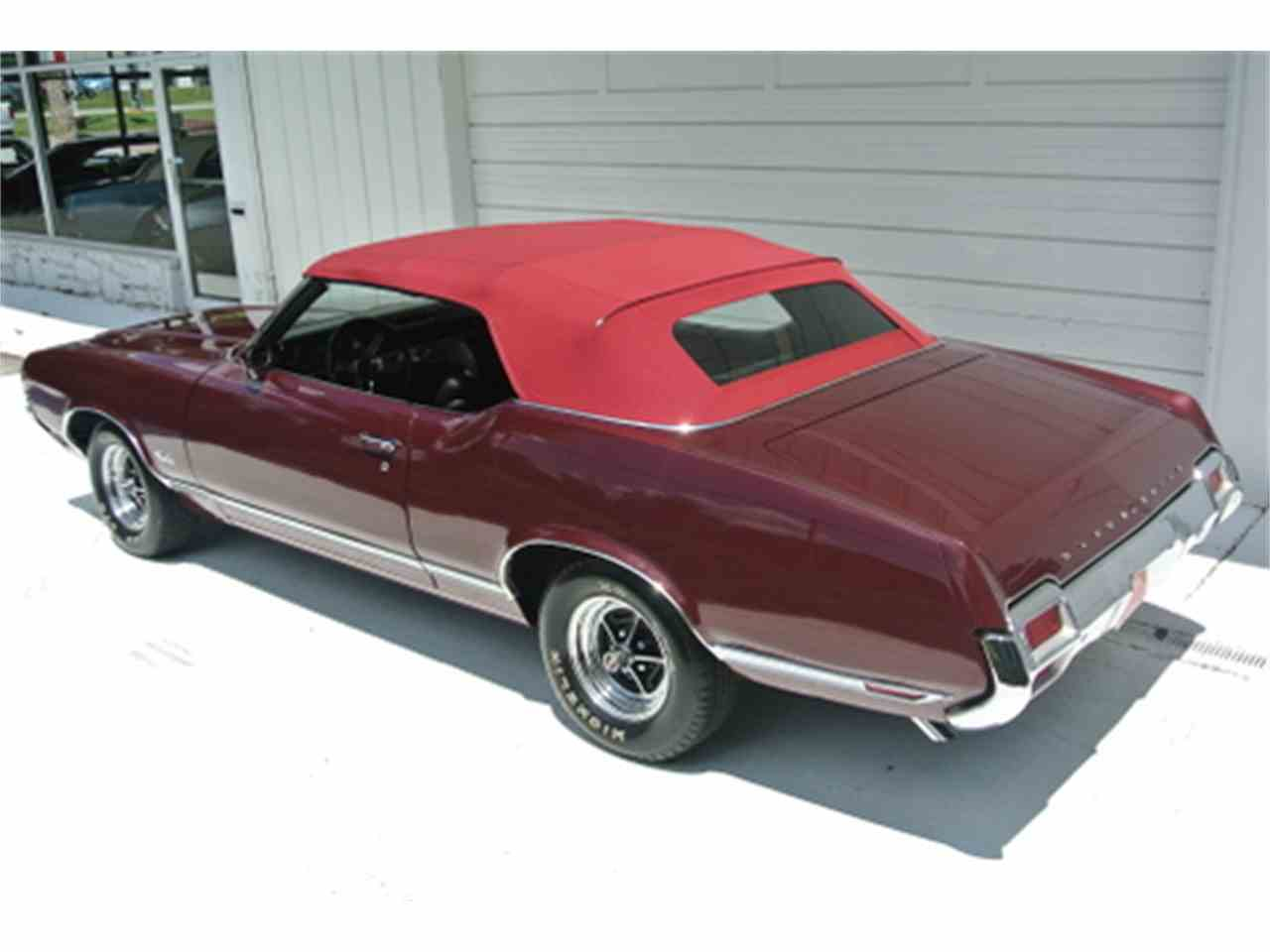 Large Picture of '71 Oldsmobile Cutlass Supreme - $34,950.00 Offered by Fraser Dante - J43S