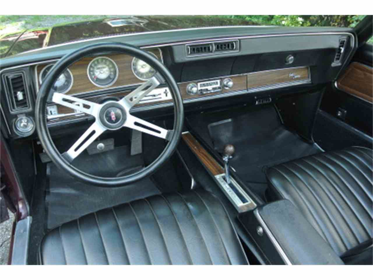 Large Picture of 1971 Oldsmobile Cutlass Supreme located in Roswell Georgia Offered by Fraser Dante - J43S