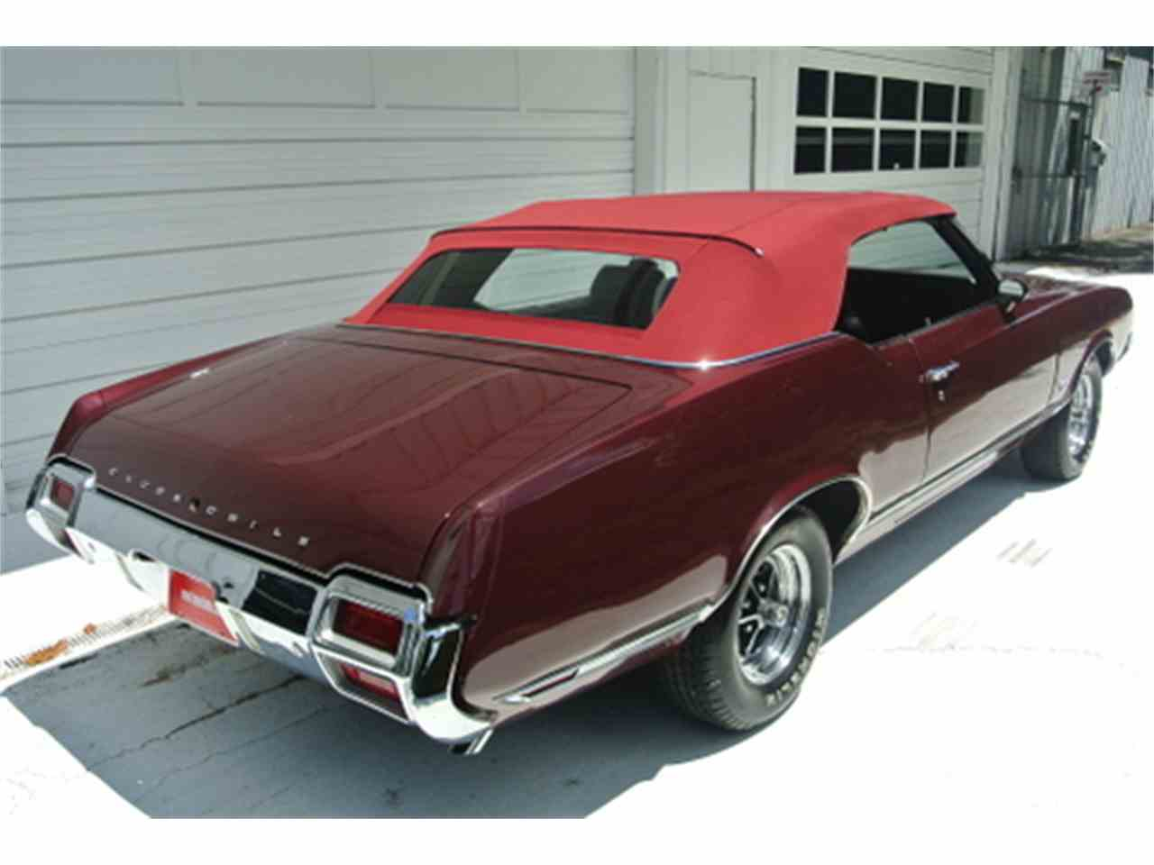 Large Picture of Classic 1971 Oldsmobile Cutlass Supreme located in Roswell Georgia - $34,950.00 - J43S
