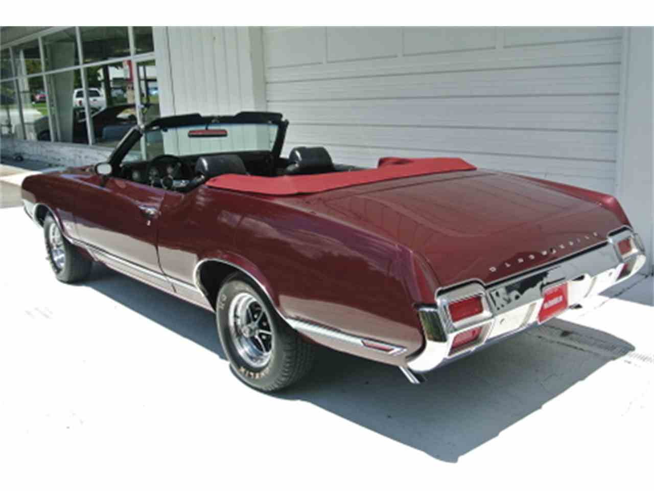 Large Picture of 1971 Cutlass Supreme - $34,950.00 Offered by Fraser Dante - J43S