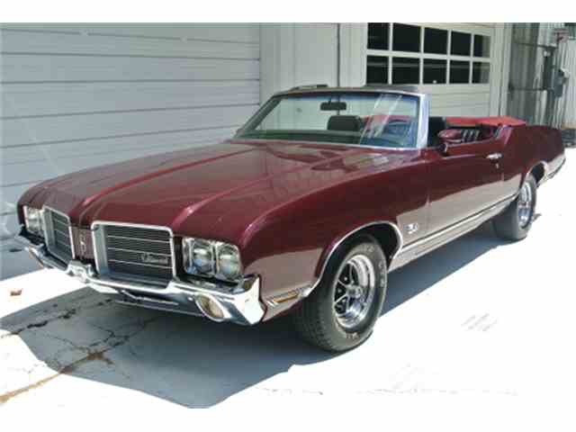 Picture of '71 Cutlass Supreme - J43S