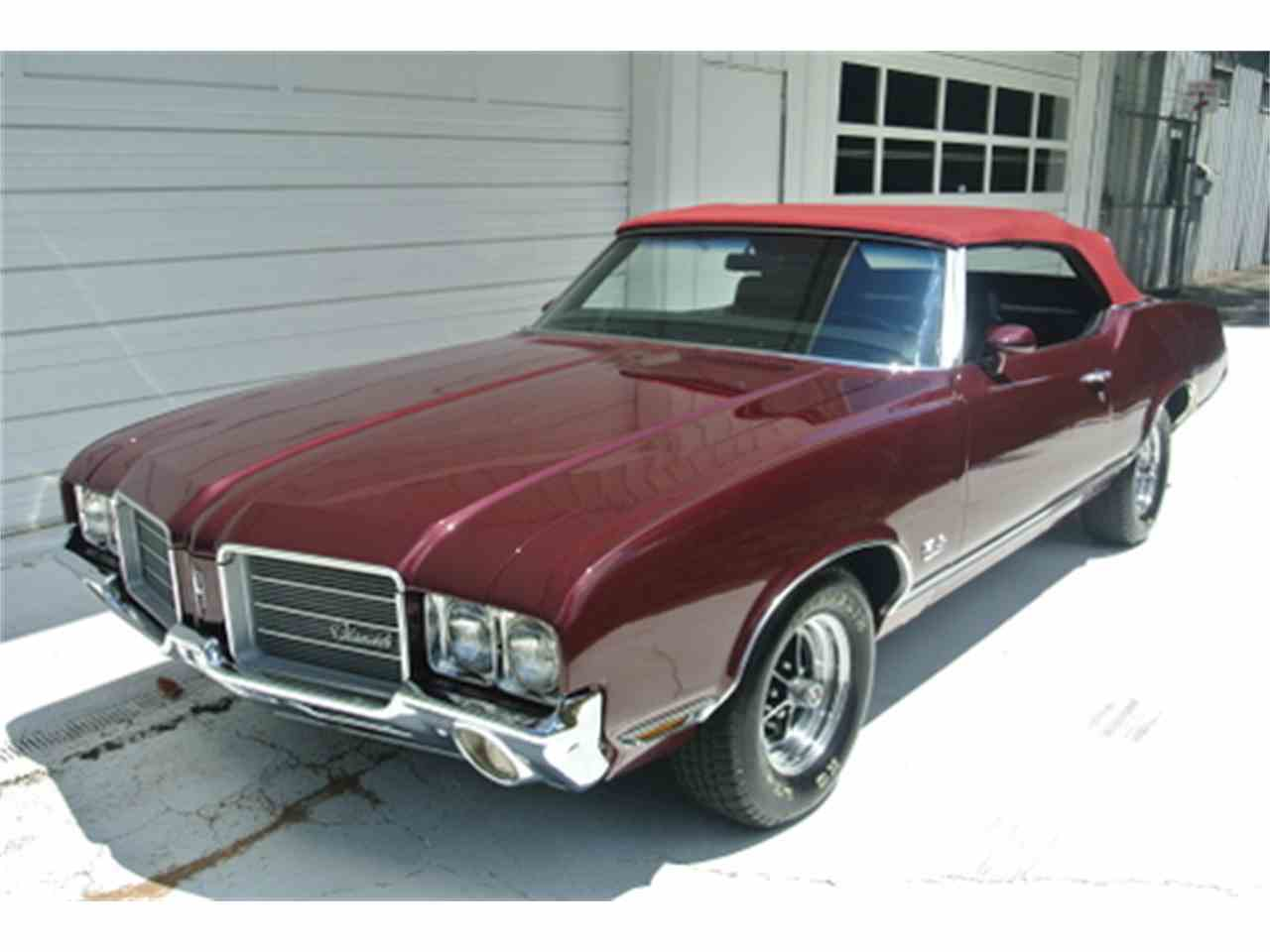 Large Picture of Classic '71 Cutlass Supreme - $34,950.00 Offered by Fraser Dante - J43S