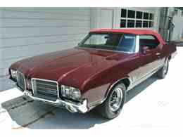 Picture of Classic 1971 Cutlass Supreme located in Roswell Georgia Offered by Fraser Dante - J43S