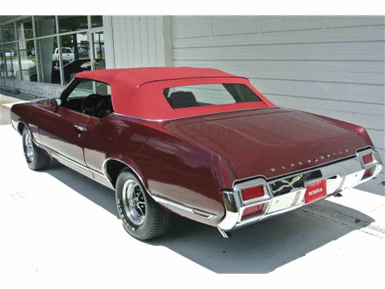 Large Picture of 1971 Cutlass Supreme located in Georgia - $34,950.00 Offered by Fraser Dante - J43S