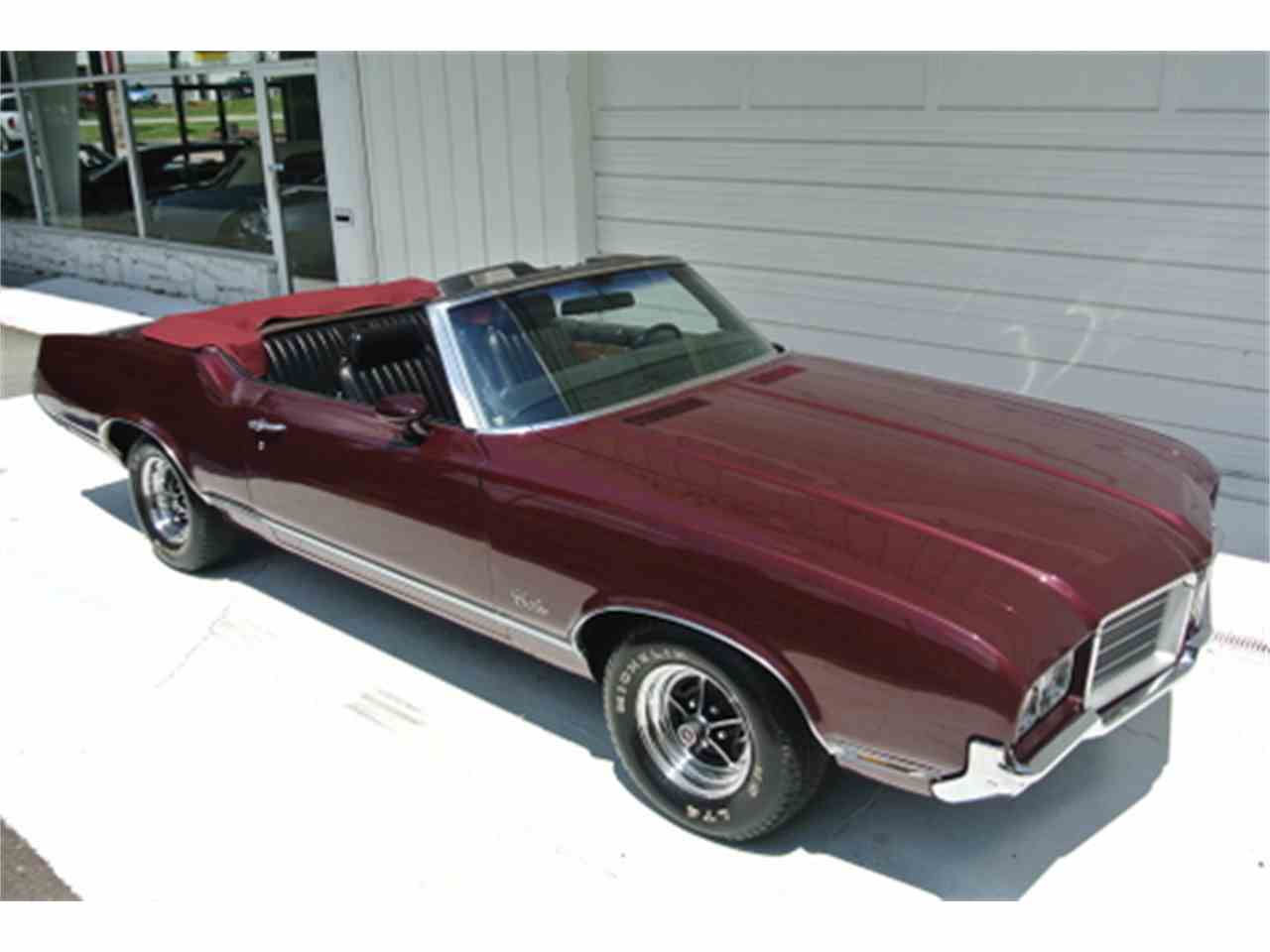 Large Picture of '71 Cutlass Supreme located in Georgia Offered by Fraser Dante - J43S