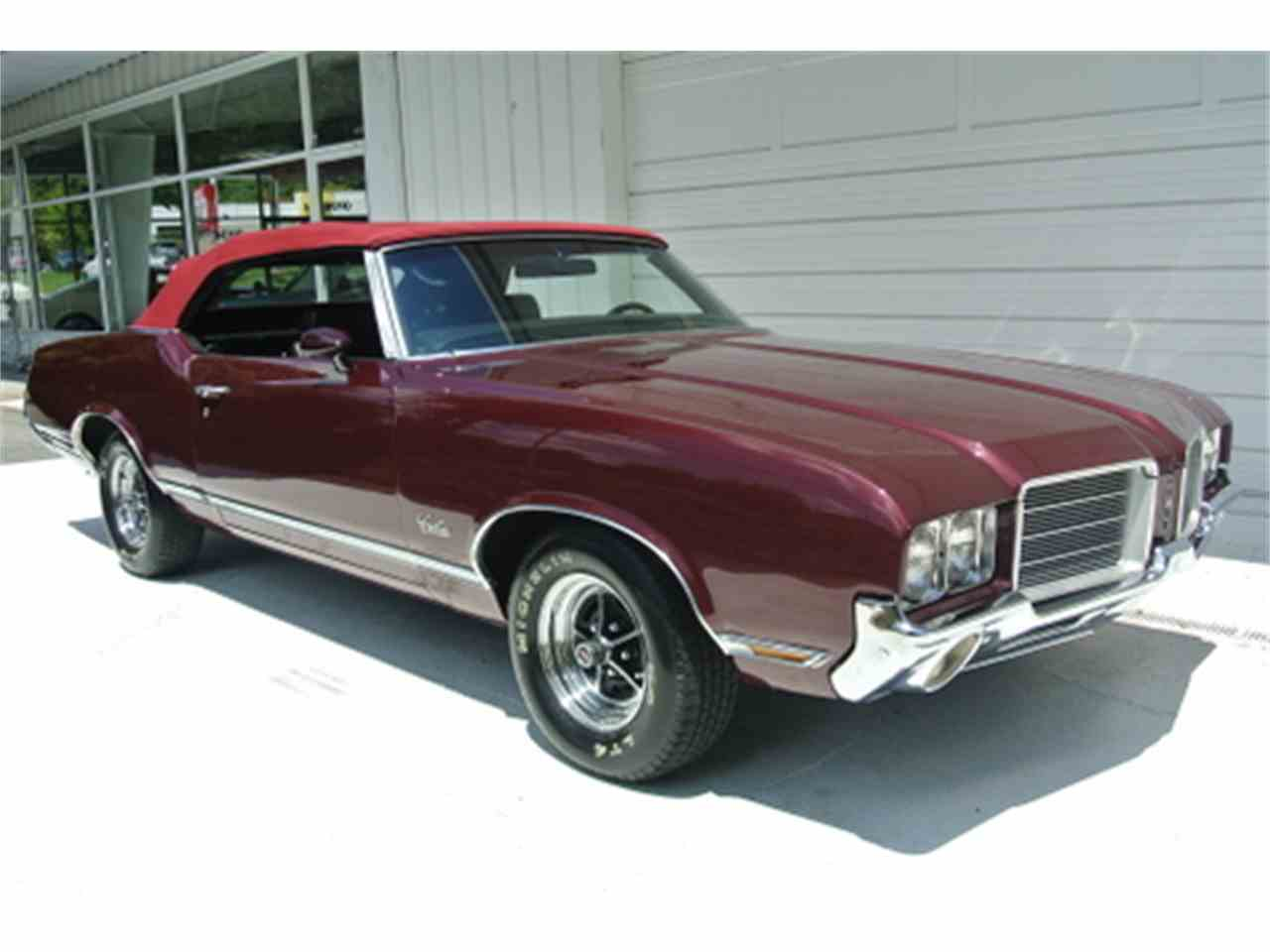 Large Picture of '71 Cutlass Supreme - J43S