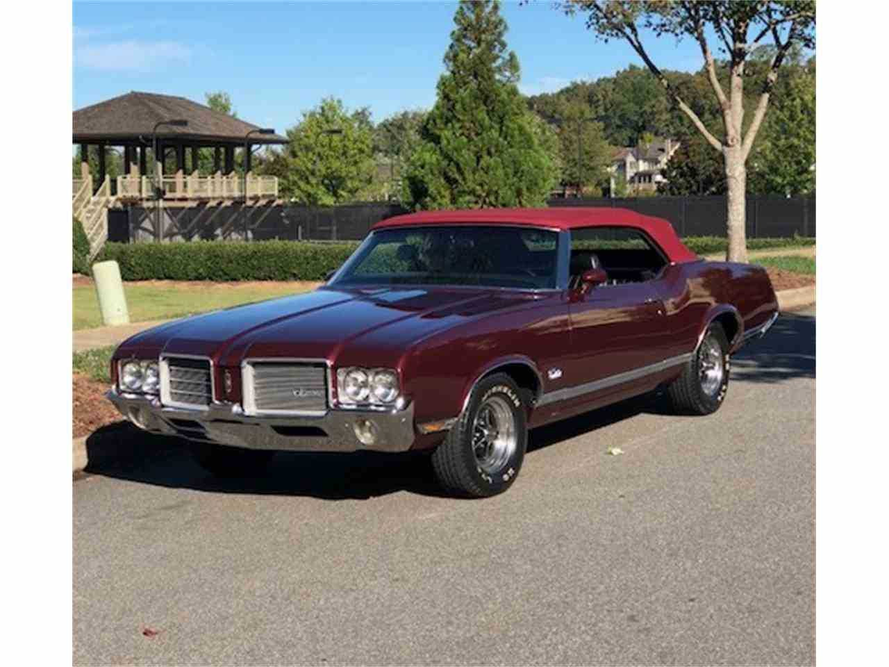 Large Picture of Classic '71 Oldsmobile Cutlass Supreme located in Roswell Georgia - $34,950.00 Offered by Fraser Dante - J43S