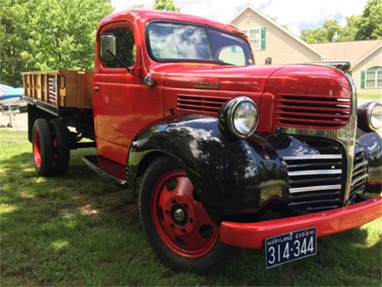1941 Dodge Pickup for Sale | ClicCars.com | CC-890180