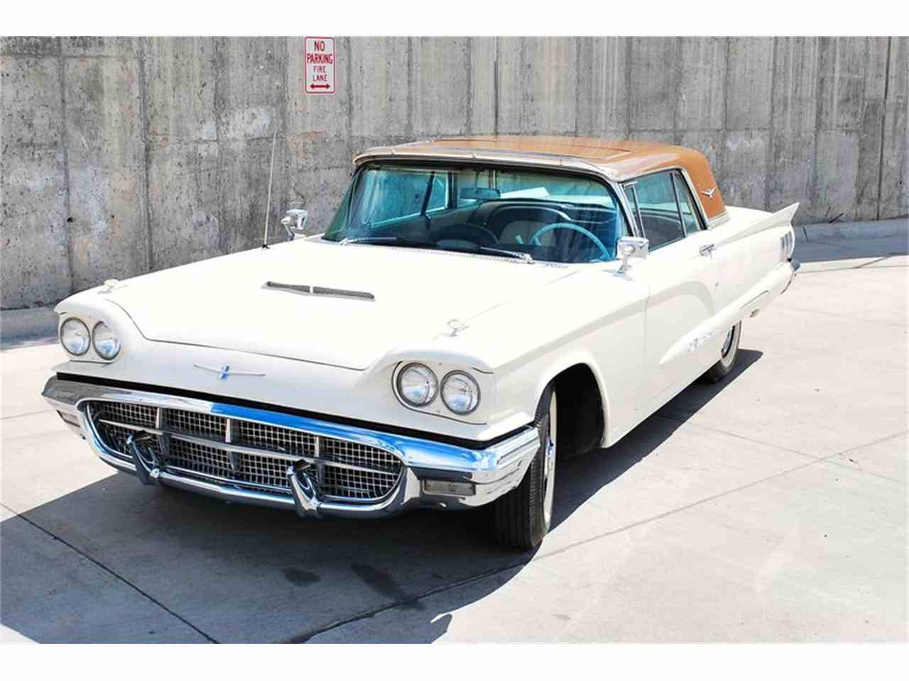 Large Picture of '60 Thunderbird - J456