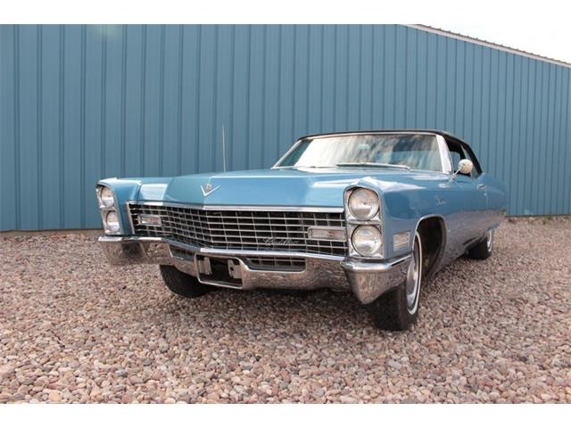 Picture of 1967 Cadillac DeVille located in Utah - $21,800.00 Offered by  - J45A