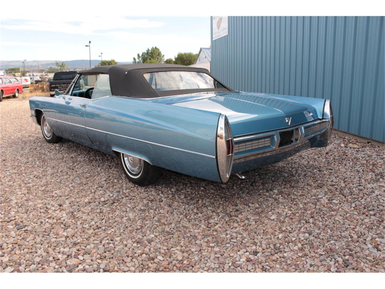 Large Picture of '67 DeVille - J45A