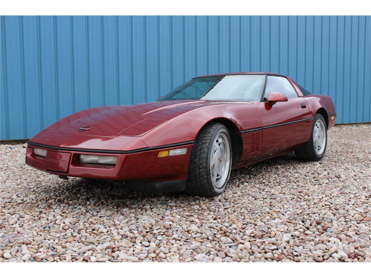 Large Picture of '86 Corvette located in Utah - $7,995.00 - J45B