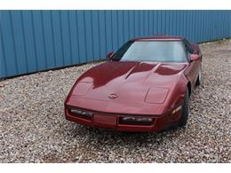 Picture of 1986 Chevrolet Corvette located in Vernal Utah - J45B