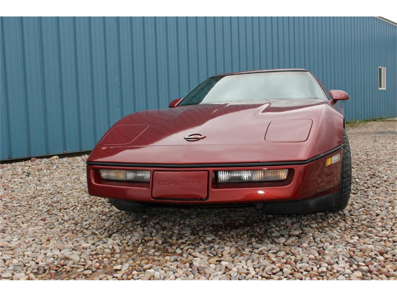 Large Picture of '86 Chevrolet Corvette Offered by Salt City Classic & Muscle - J45B