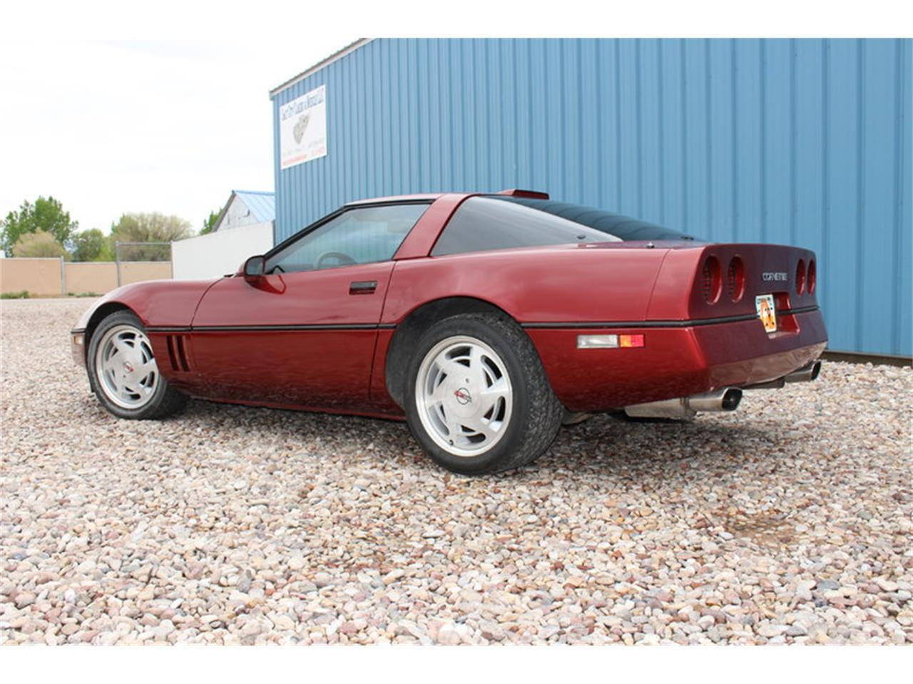 Large Picture of '86 Chevrolet Corvette located in Vernal Utah - J45B