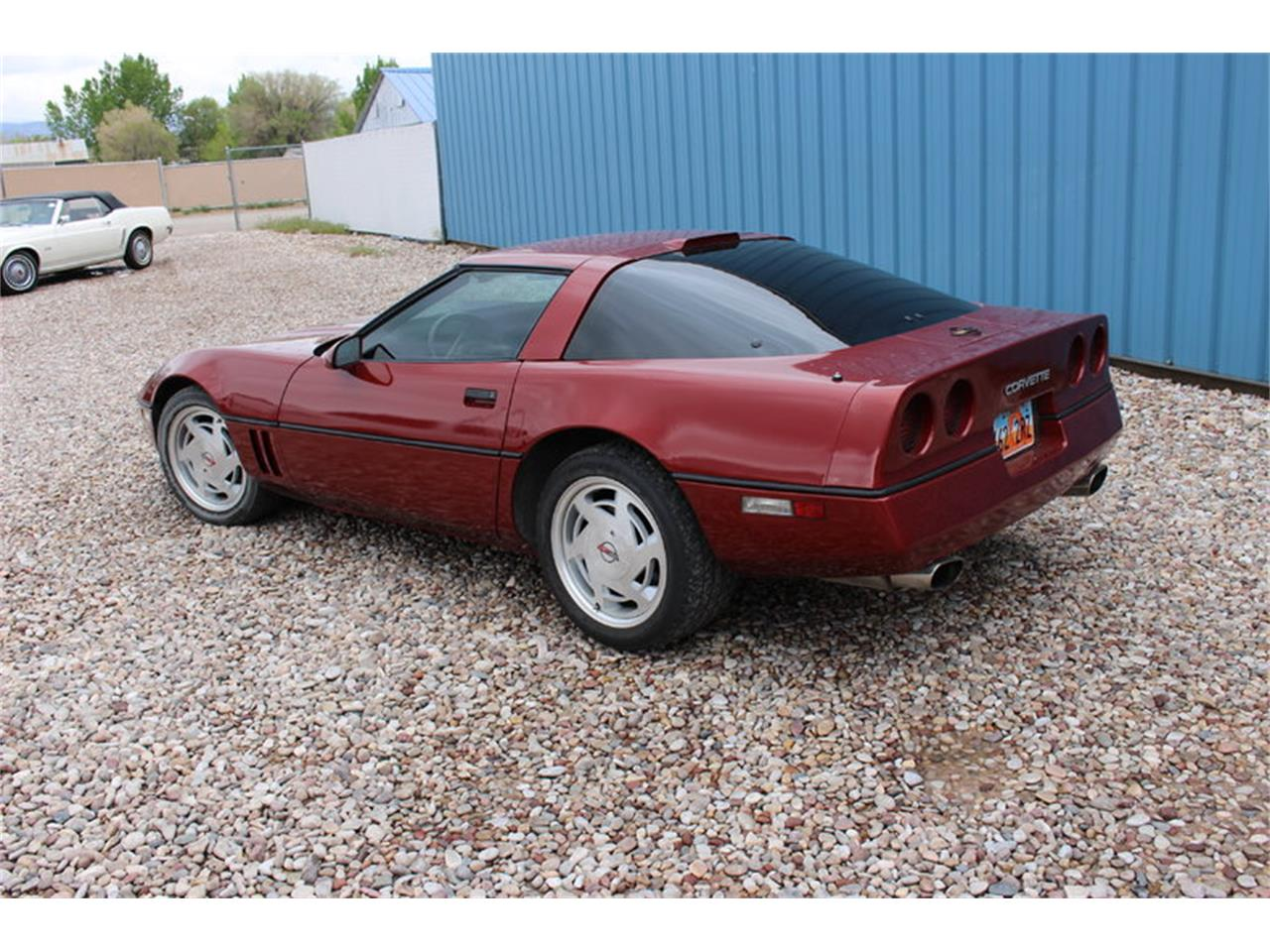 Large Picture of 1986 Corvette Offered by Salt City Classic & Muscle - J45B