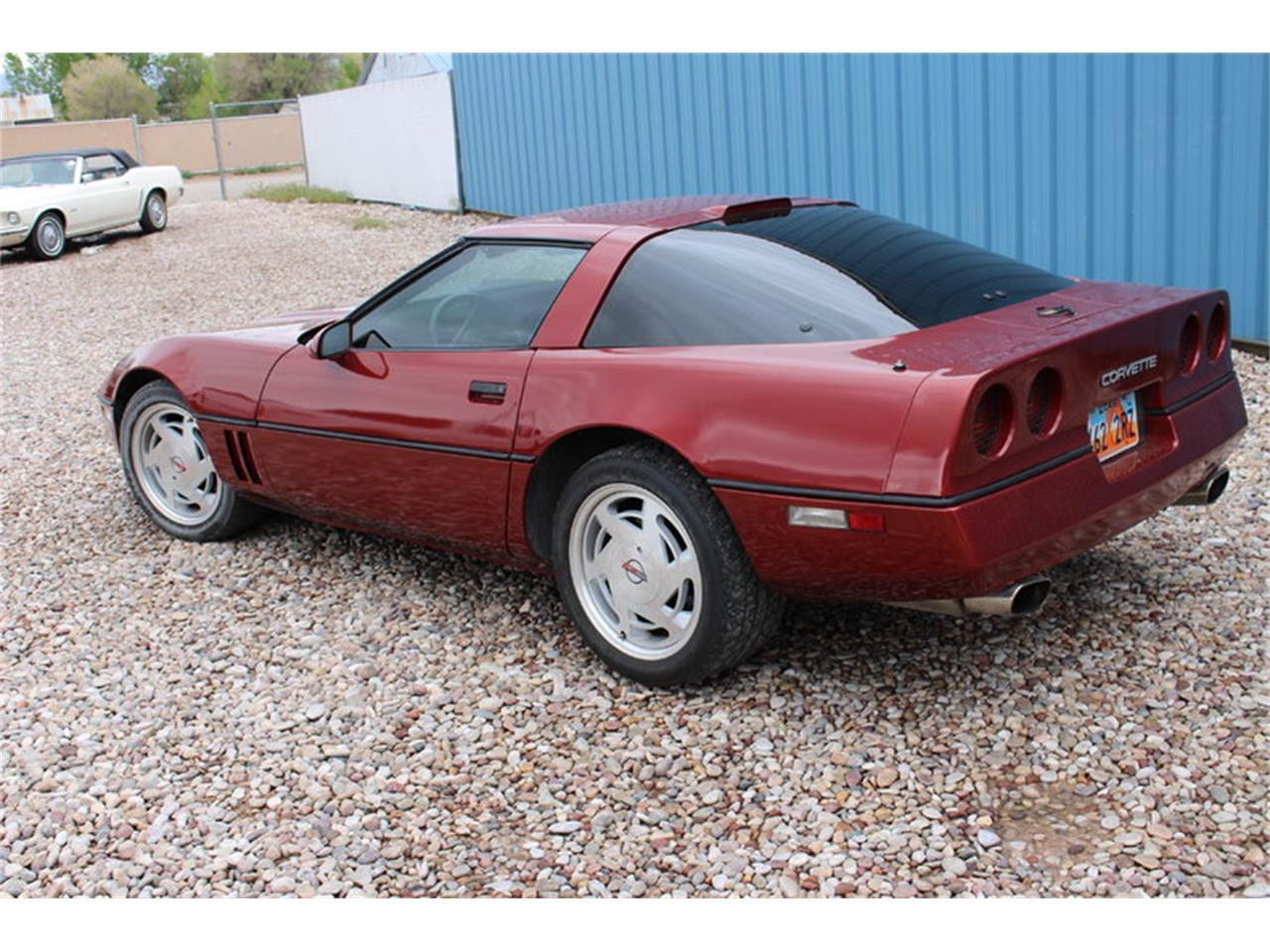 Large Picture of 1986 Corvette located in Utah - J45B