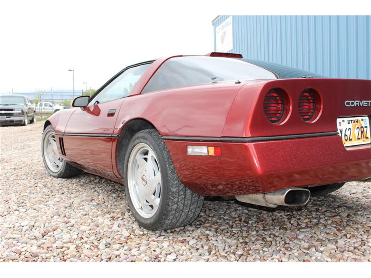 Large Picture of '86 Chevrolet Corvette located in Utah - J45B