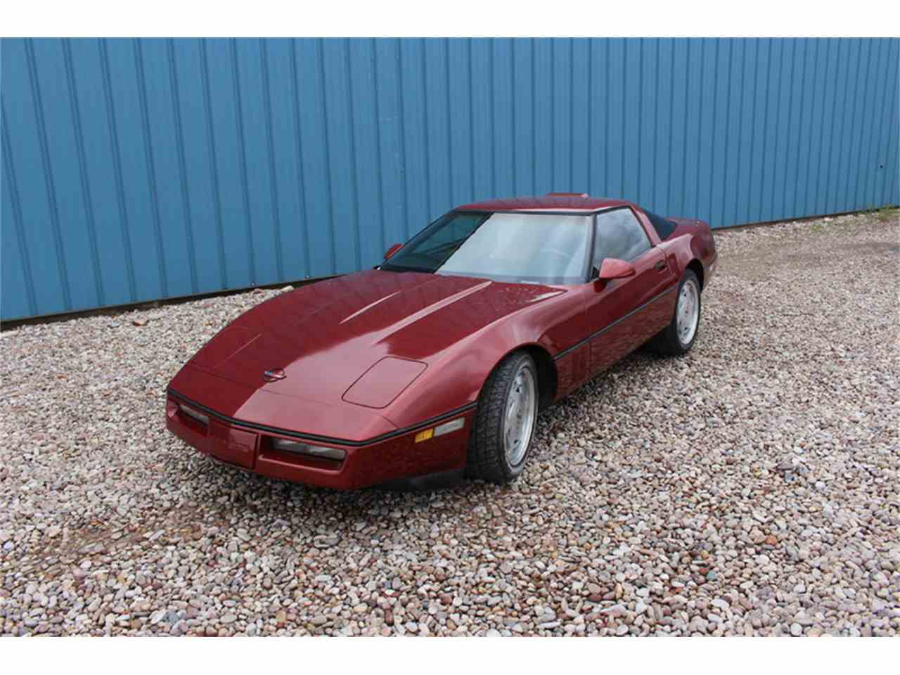 Large Picture of '86 Corvette - J45B