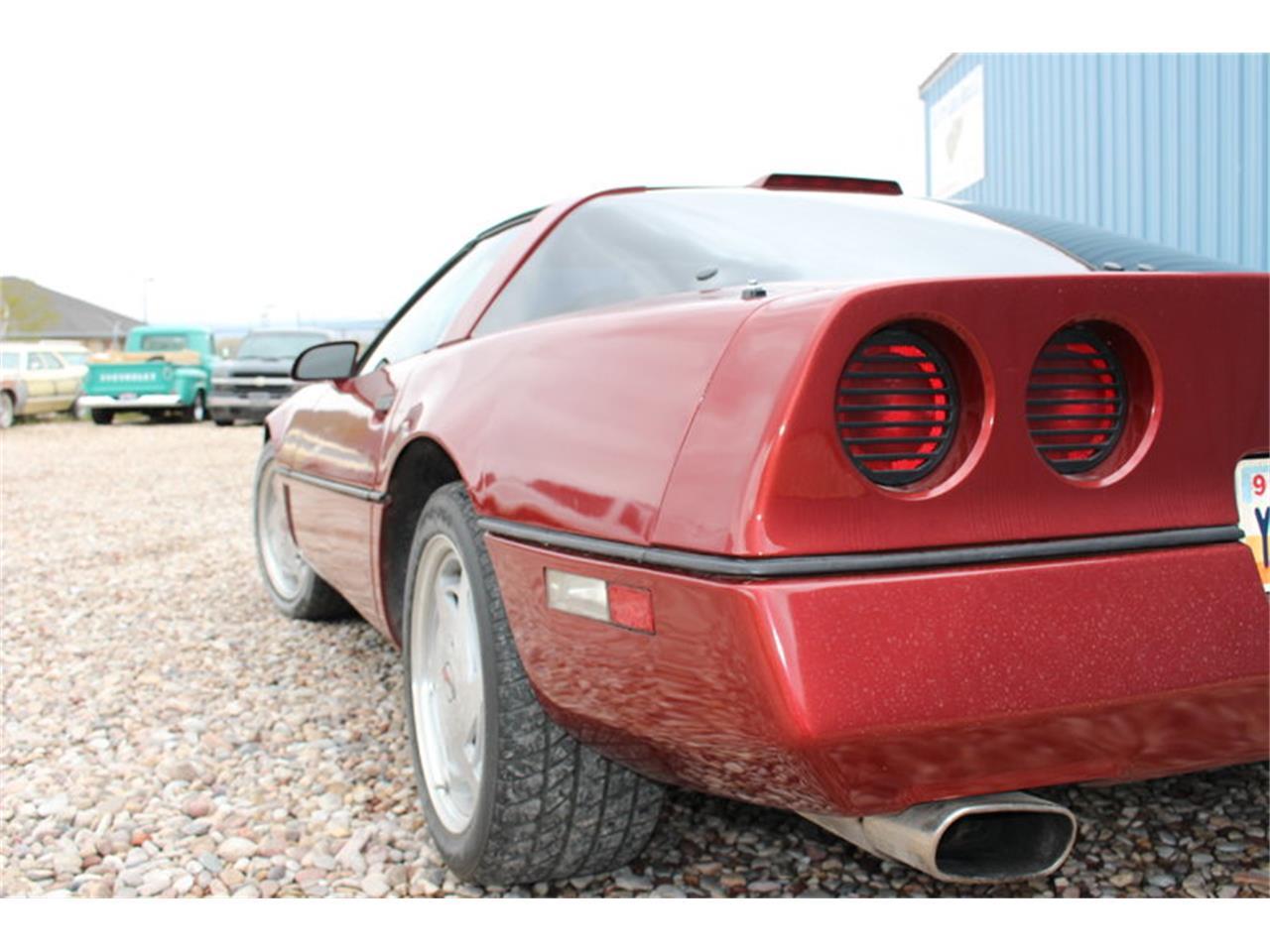 Large Picture of 1986 Corvette - J45B